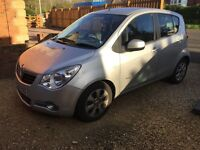 Vauxhall agila (08) 71000 miles, £1000