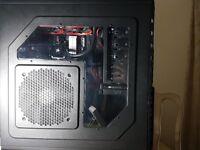Gaming PC   AMD FX-6350   SLI GTX 770 4GB   Corsair H100i   Coolermaster HAF X  