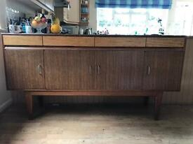 Vintage Gordon Russell Sideboard and matching table