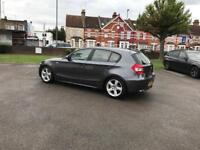 BMW 118D Sport With Reverse Parking Sensors Low Mileage and 1 Year Mot