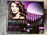 Fast Curls Heated Rollers Remington KF40E