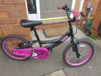girls bike 4-7 years free