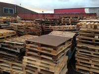 BROKEN & OVER SIZED WOODEN PALLETS - FIRE WOOD - FOR SALE 50p Each LOCAL DELIVERY AVAILABLE, PLY MDF