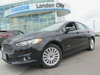 2013 Ford Fusion SE Hybrid 1 OWNER,LOW KMS,NAV,LUXURY PKG