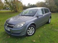 2005 VAUXHALL ASTRA 1.6 16V TWIPORT 5DR MOT MAY 2018 SERVICE HISTORY 2 KEYS DRIVES BRILLIANT PX WELC
