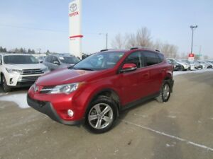 2015 Toyota RAV4 XLE One Owner,Toyota certified