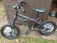 Jr boys bike