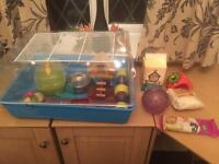 Hamster / Rat / mouse cage & accessories