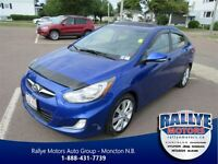 2012 Hyundai Accent GLS, Sunroof, Alloys, Warranty