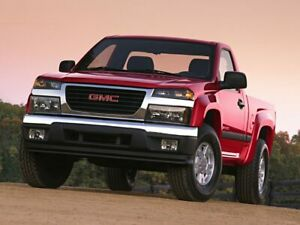 2005 GMC Canyon SL