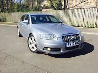STUNNING AUDI A6 2.0 TDI SLINE AUTO TIPTRONIC WITH LEATHER SAT NAV AND CRUISE CONTROL