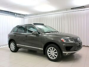 2016 Volkswagen Touareg TEST DRIVE THIS BEAUTY TODAY!!! SPORTLIN