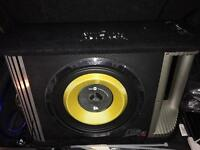 Vibe 1800w 12 inch subwoofer