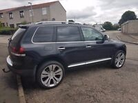 VW TOUAREG FOR SALE OR SWAP **LOW MILEAGE**