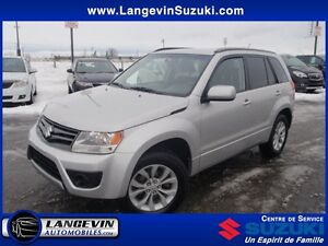 2013 Suzuki Grand Vitara JX/GPS/AWD/AUTOMATIQUE