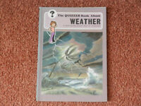 A Quizzer Book about the Weather by George Beal