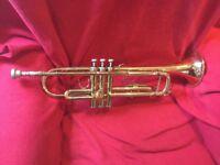 Rosetti 5 trumpet