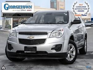 2014 Chevrolet Equinox LS LS * ALL WHEEL SECURITY *