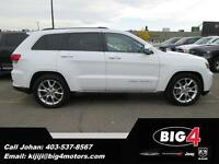 2014 Jeep Grand Cherokee Summit, Fully Loaded, Panoramic Sunroof