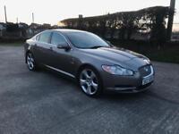 2008 Jaguar XF SV8, Top Of The Range, 4.2 Supercharged V8, TV, Sat Nav etc... £8495
