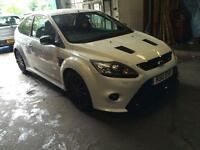 Ford focus rs breaking