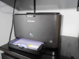 Samsung CLP-315 A4 Colour Laser Printer for parts or repair