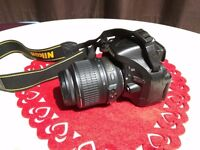 Nikon D5200 very good condition