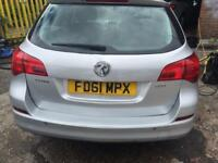Vauxhall Astra estate 1.7 cdti, great condition, full service history