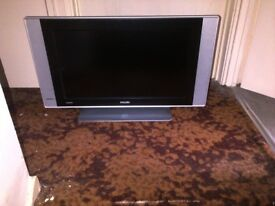 Philips 26 Inch Flatscreen LCD TV For Sale