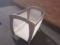 GRACO TRAVEL COT - VERY GOOD CONDITION AND FULL WORKING ORDER