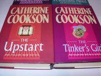 10 Catherine Cookson Hardback Books For Sale