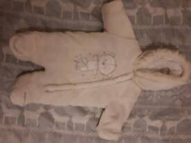 Jacket for newborn perfect condition