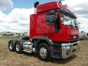 Iveco Eurotech MP4500 6x4 Prime Mover Truck. Detroit 500HP 18 Inverell Inverell Area Preview