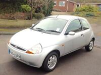 2004 FORD 1.3 KA COLLECTION , GENUINE 57,000 MILES