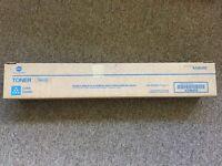 Konica Minolta TN512C Cyan Toner for Bizhubs C454 & C554