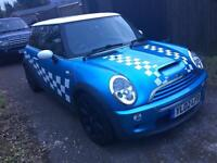 2002 MINI COOPER S PAN ROOF PX TO CLEAR BARGAIN