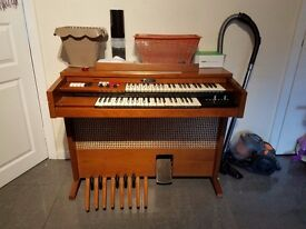 Wood Electric piano
