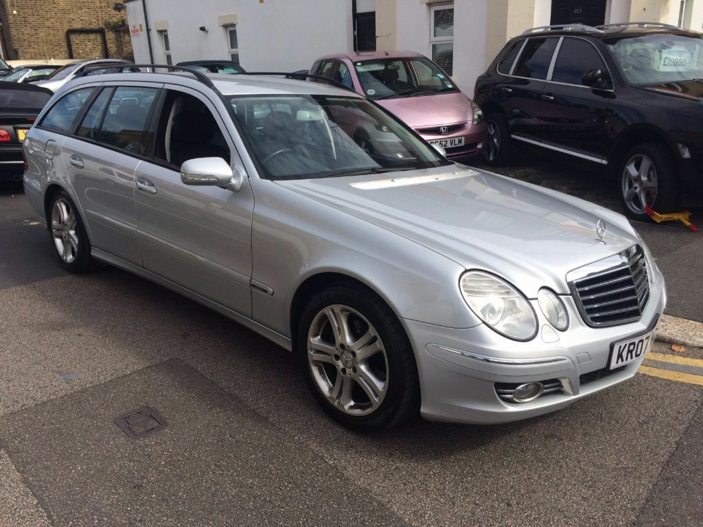 Mercedes Benz E200 Avantgarde Kompressor Estate Automatic