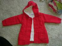 Girl bundle of cardigans /tops 2-3 year old