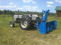 Tracteur White Field Boss 260 - negotiable