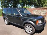 Landrover discovery 3 HSE 11months MOT beautiful condition