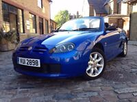 2004 MF TF 1.6 CONVERTIBLE ***1 OWNER FROM NEW** HPI CLEAR**