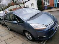 Citroen C4 Picasso 7 EXCL HID A