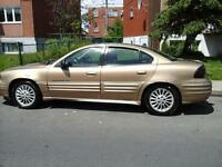 1999 Pontiac Grand Am Berline