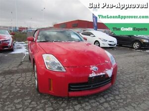 2008 Nissan 350Z Grand Touring | HEATED SEATS | LOW KMS