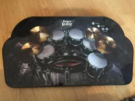 Paper jams drumming kit, great condition, smoke and pet free house