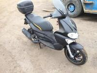 Gilera runner 200 2010 scooter