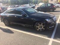 "Mercedes Benz C220 AMG sport plus Diesel 2013 ""bargain"
