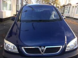 For Sale : Vauxhall Zafira