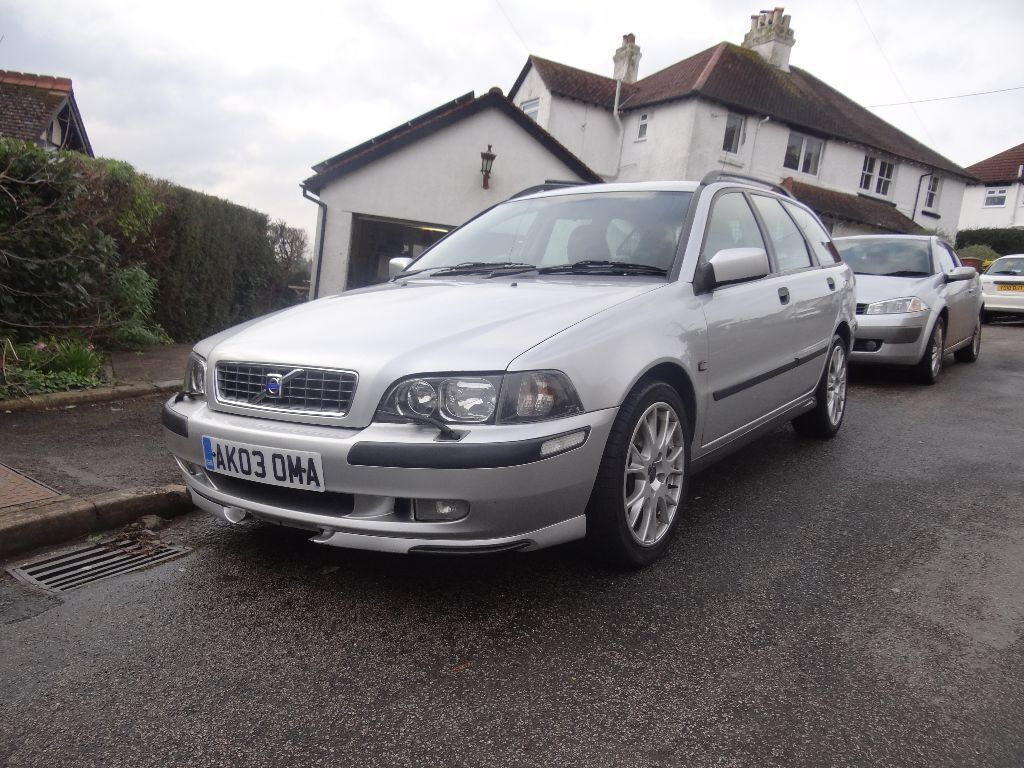 2003 volvo v40 1 9d 115hp sport estate